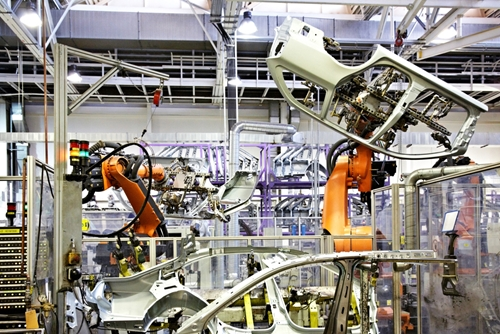 Automation in the factor has reduced manufacturing jobs but it has also opened the door for new possibilities for skilled workers.