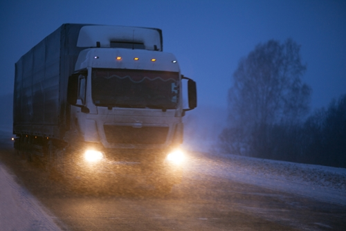 Weather can be a challenge for drivers around the holidays.