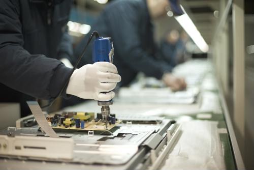 Manufacturers feeling pinch of skills gap