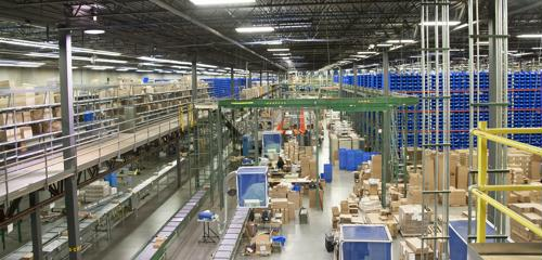 Warehouse jobs continue to proliferate nationwide