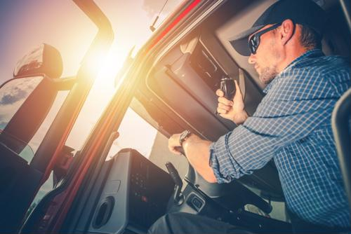 Truckers concerned about schedules, speeds