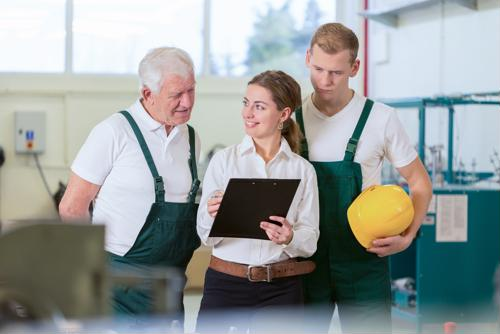 Warehouses should take time for employee training