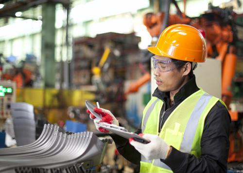 Why is manufacturing growing again?