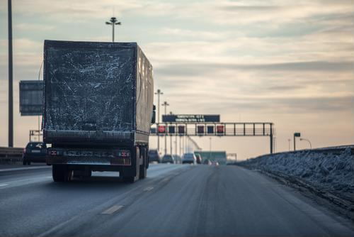 Truckers beware: Winter already descending on some U.S. roads