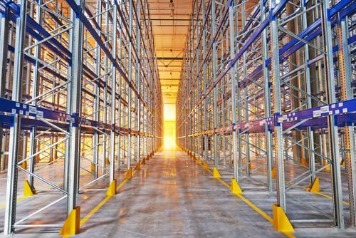 Warehouse construction moving forward in major markets