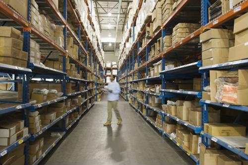 Upper Midwest sees warehousing taking off
