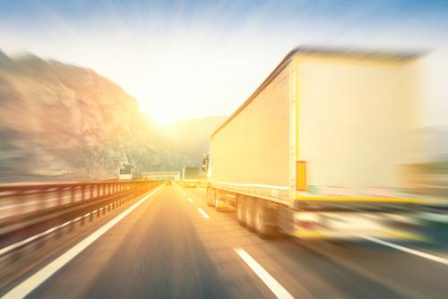 Can GPS pose safety concerns for truckers?