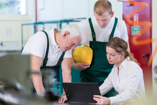 Manufacturers facing down skills gap, labor shortages