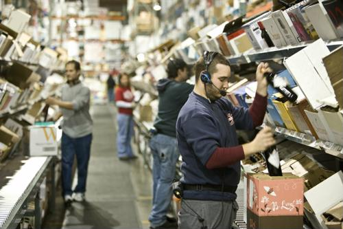 Warehousing is booming nationwide