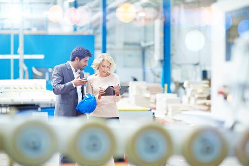 Attracting women to manufacturing