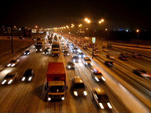 5 ways to drive safely at night