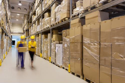 5 tips for better warehouse organization