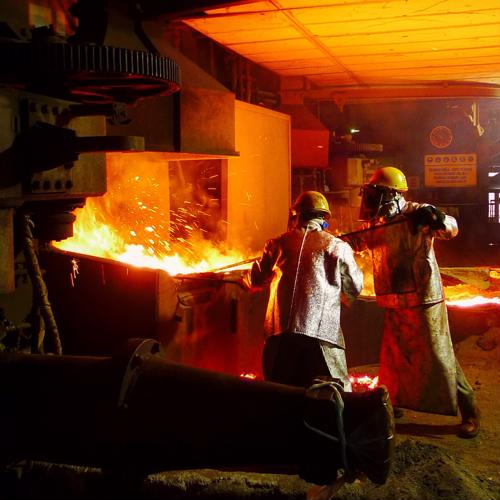 Manufacturing professionals deal with unsafe chemicals on a regular basis.