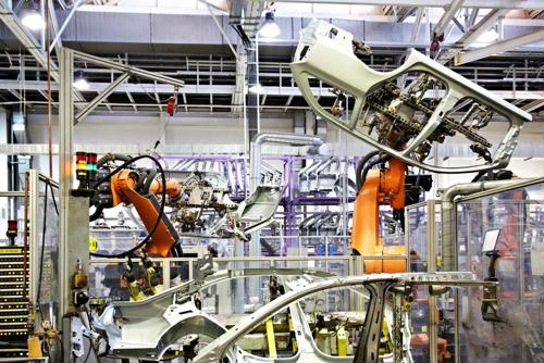 Robotics and other technologies are emerging in today's manufacturing businesses.