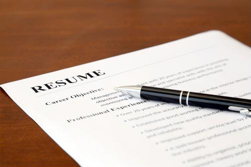 10 perfect words to make your resume stand out