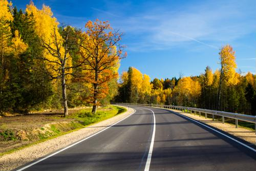 6 safety tips for fall driving