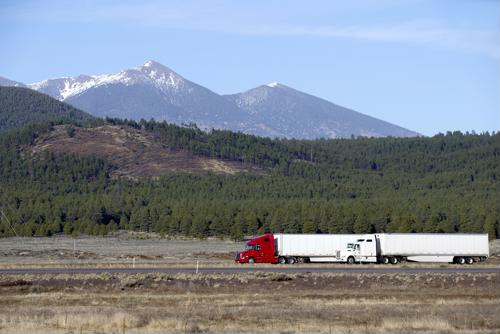 Empty miles still a major concern for freight companies