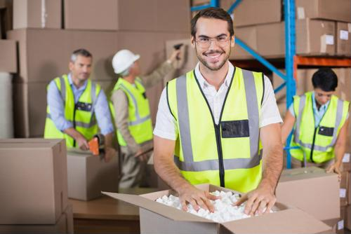 5 tips for finding seasonal warehouse work