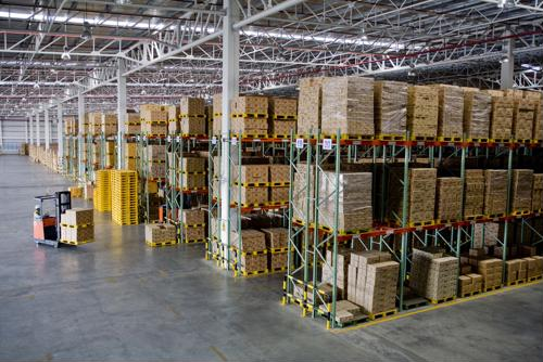 Demand for warehousing space, labor reaches fever pitch