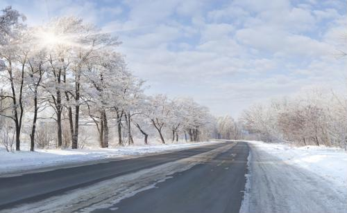 5 tips for safer truck driving this winter