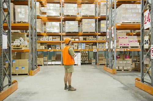 6 steps to warehouse safety