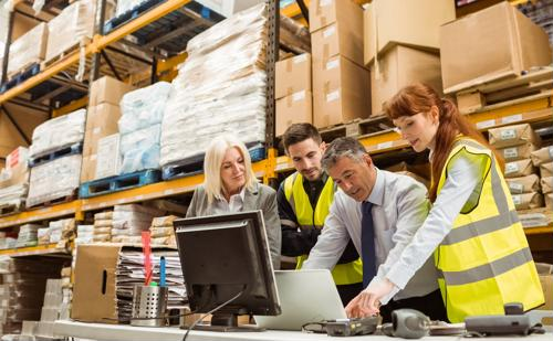 5 steps to improve your logistics management