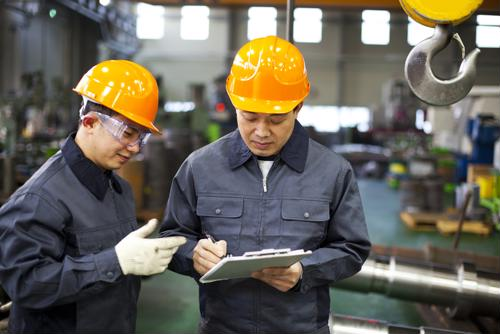 6 steps for manufacturing maintenance