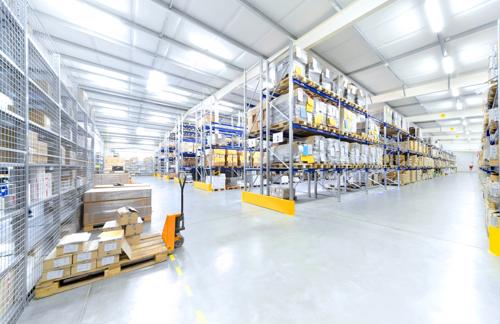 7 things you must do to care for your warehouse floor