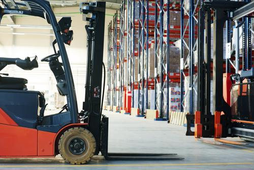 7 keys to forklift safety this winter