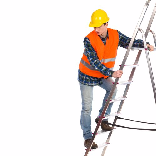 6 tips for better ladder safety in the warehouse