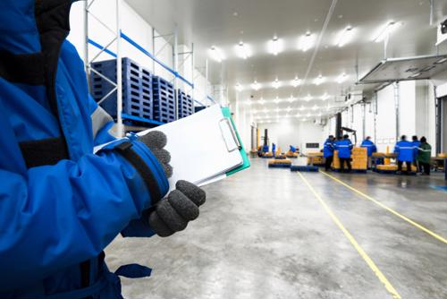 4 critical aspects of warehouse safety inspections