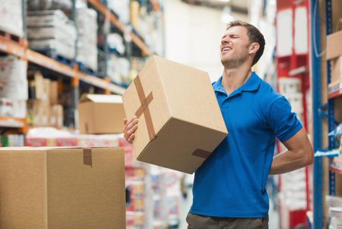 7 ways warehouses can reduce employee back injuries