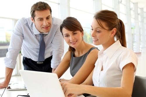 woman, work, break, businesswoman, office