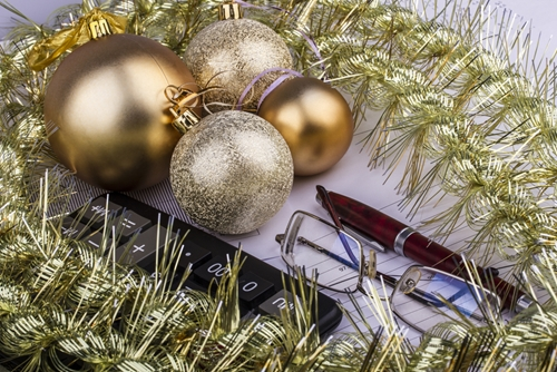 networking, holiday, decorations