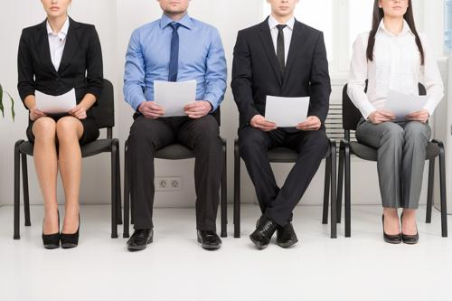 Standing out even in a seekers' job market