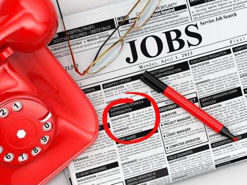 4 crucial job search tips