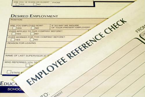 5 things to ask a job candidate's references