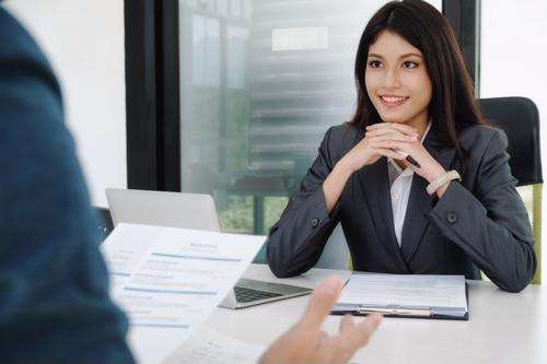 6 ways to improve your chances in a job interview