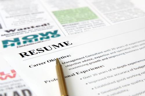 5 great resume tips to make you stand out