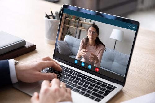 5 tips for your next virtual interview