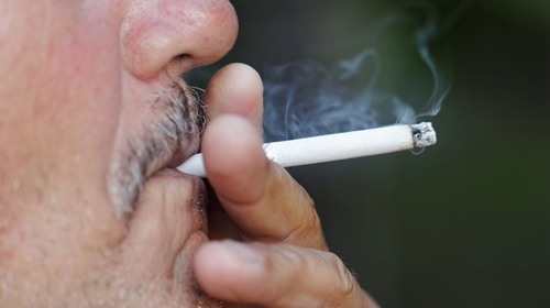 Many truckers wish to kick the cigarette habit