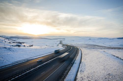 5 things truckers should keep in mind about winter weather